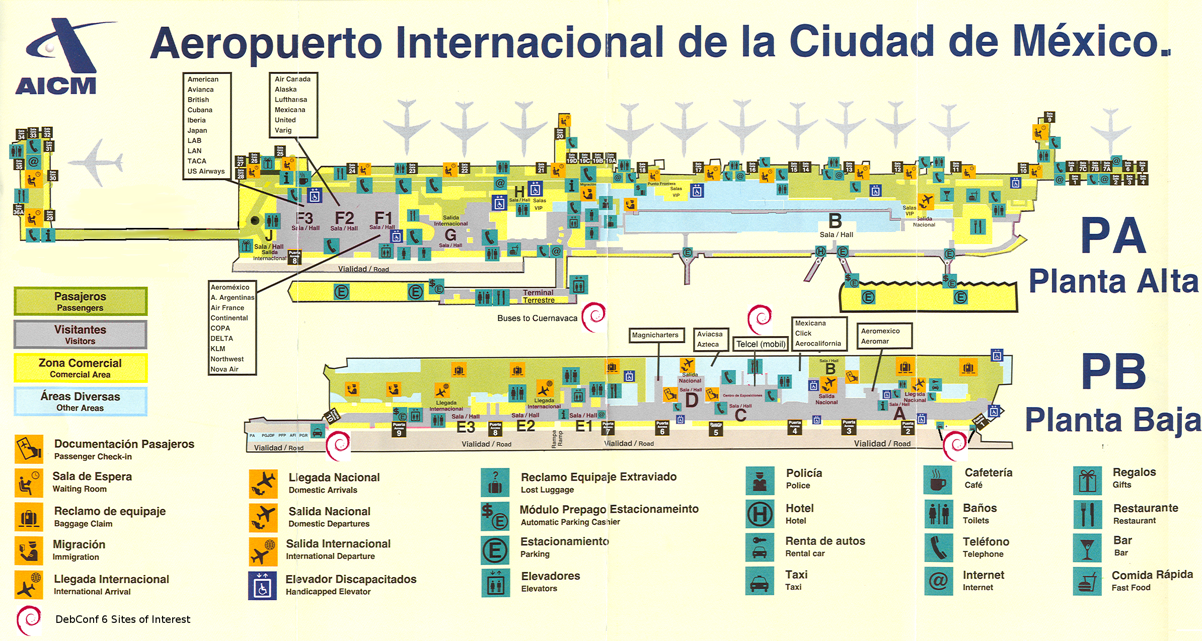 Car Rental Mexico City Airport