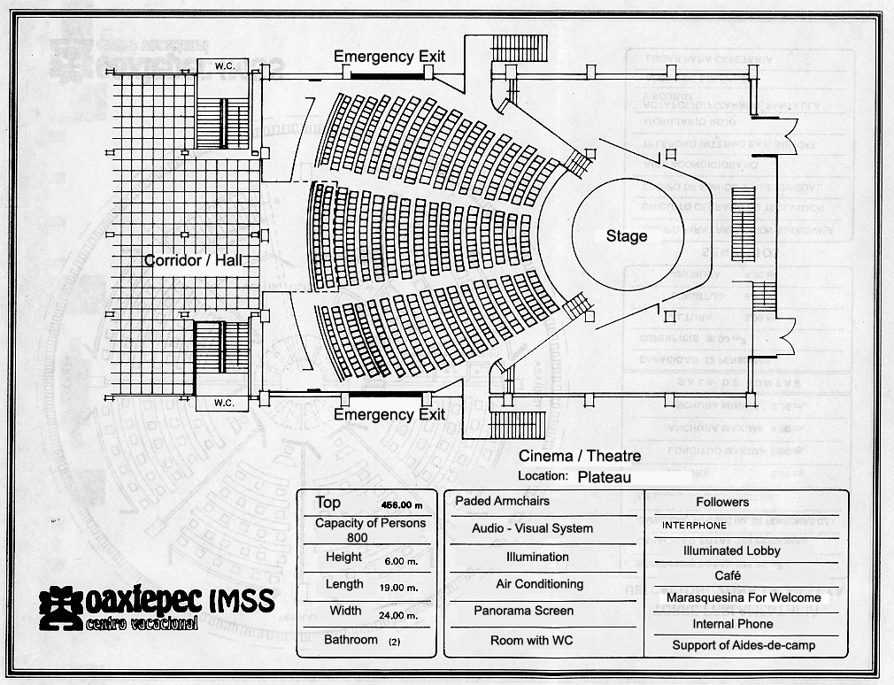 Rent Auditoriums In Tallahassee Bridges Auditorium